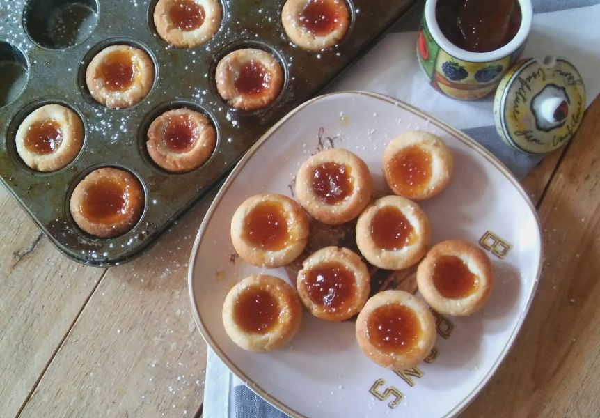 Easy mini Jam Tarts