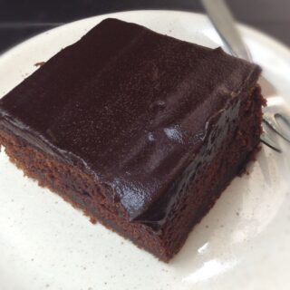 Buttermilk Chocolate Sheet Cake