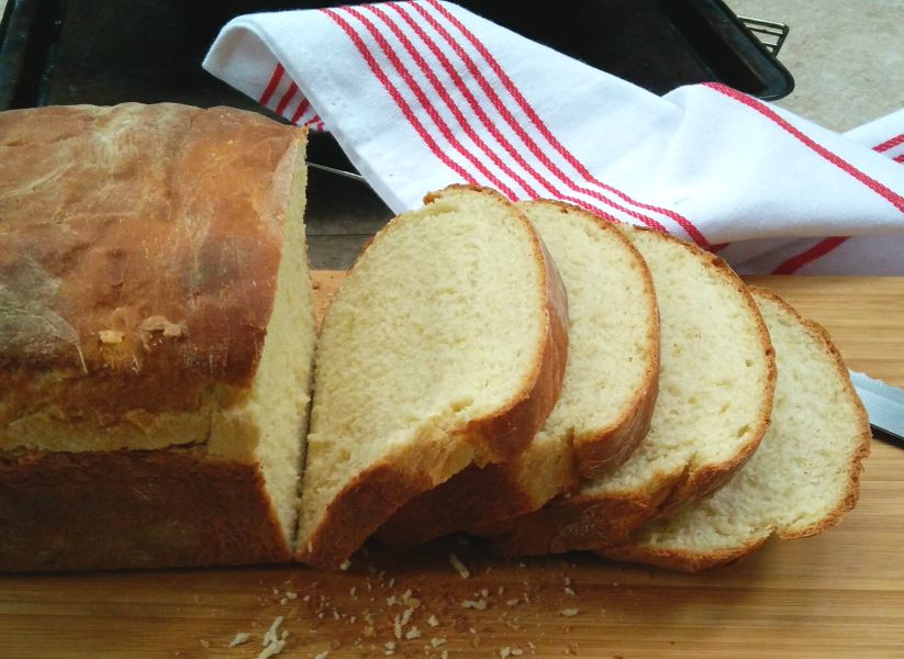 Easy Potato Bread
