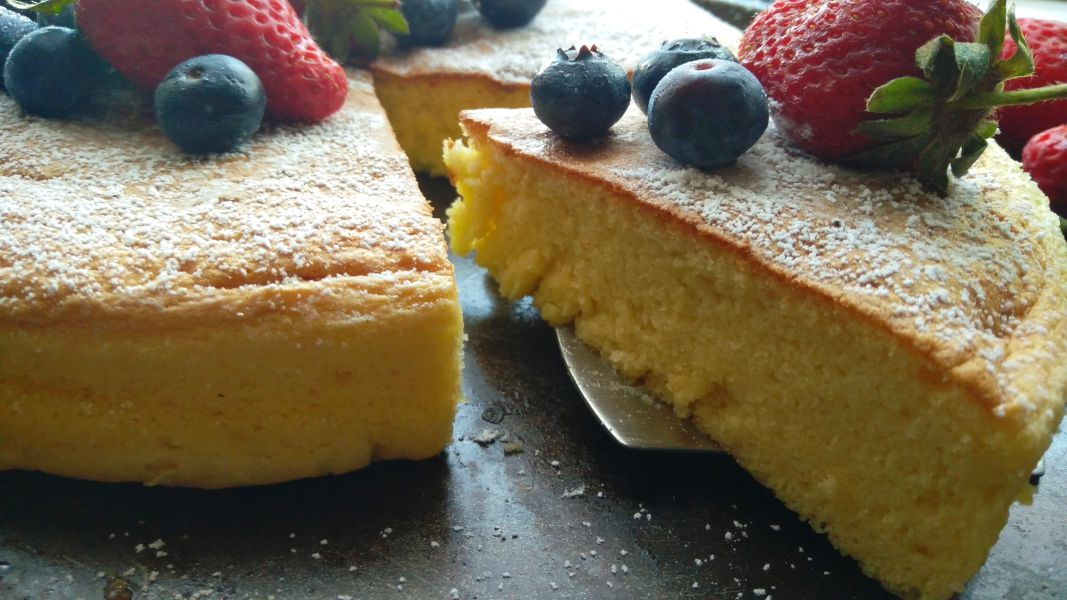 Cotton Soft Sponge Cake