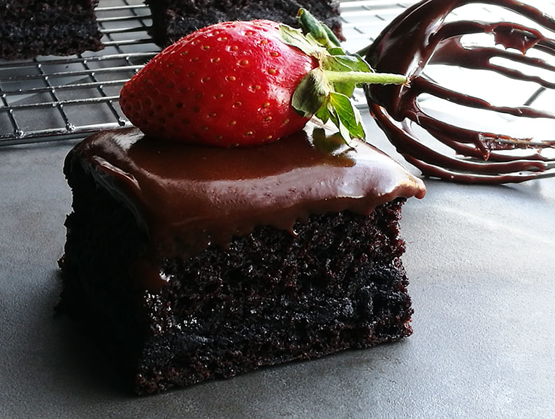 There are many spins on the classic chocolate cake, but I doubt I will ever find one that is as easy, quick delicious and budget-friendly  The best part is that this is the most forgiving, flop proof cake I have ever made.