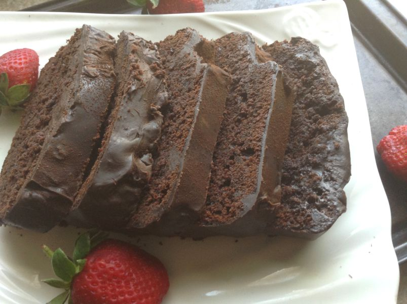 Chocolate Fudge Pound Cake