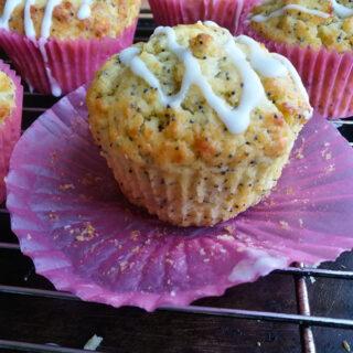 Easy Lemon Poppy Seed Muffins