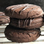 4 ingredients Condensed Milk Chocolate Cookies