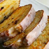 Condensed Milk Carrot Loaf