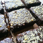 Condensed Milk Fudge Topped Brownies