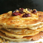 Easy Muesli Pancakes