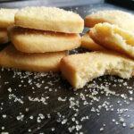 3 ingredient Butter Cookies