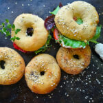 2 INGREDIENT BAGELS