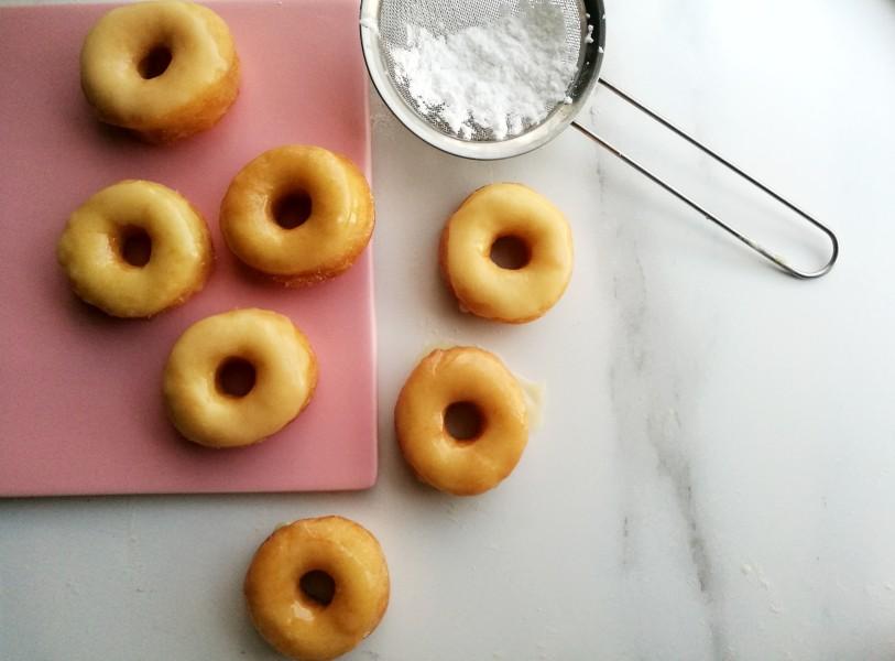 Krispy Kreme copycat Doughnut Recipe