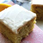 One Bowl Lemon Cake (No eggs, no butter, no milk)