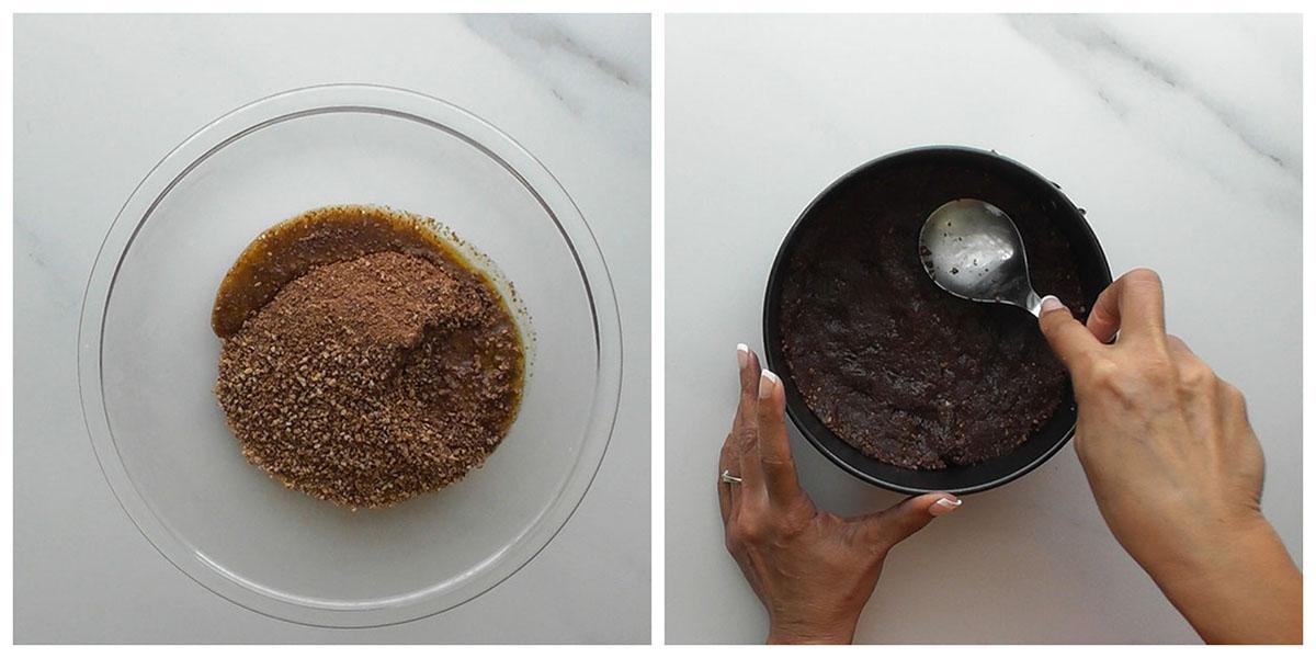 Peanut Butter Cheesecake (No bake)