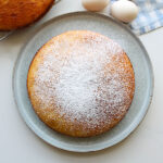 Buttermilk Sponge Cake