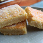 This delicious, 3 ingredient Shortbread is light, buttery, and a breeze to make. I promise that even if you have never baked anything in your life, you will be able to make these with absolute ease