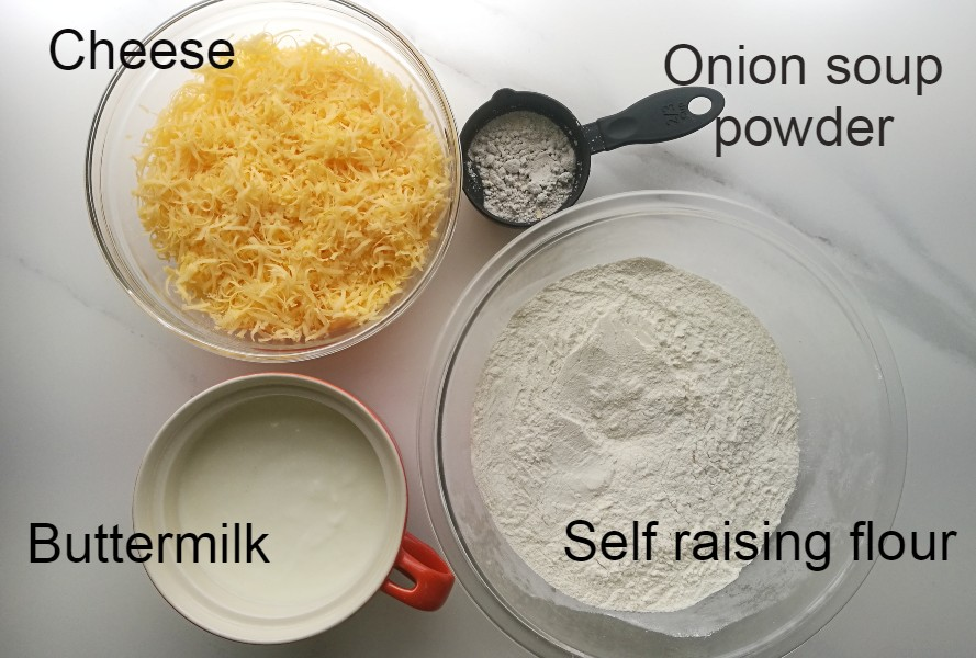 Just a note on a few ingredients and substitutes if needed
